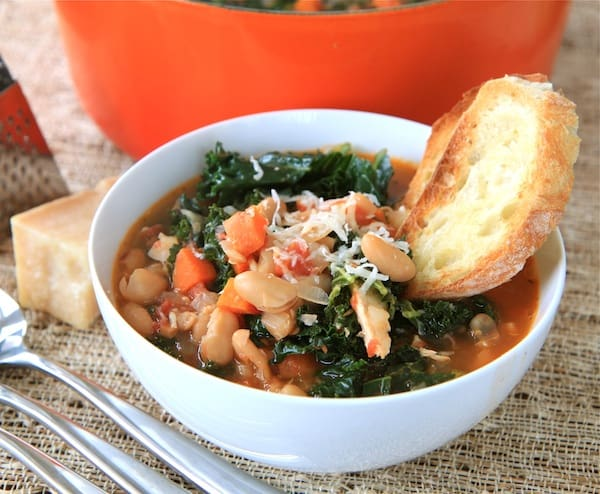 tuscan chicken stew
