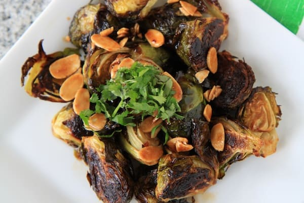 Crispy Fried Brussels Sprouts With Honey And Sriracha Recipes ...