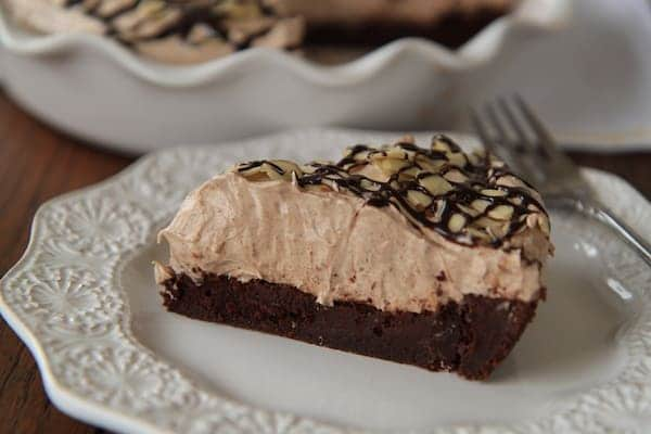 mocha almond fudge pie 2