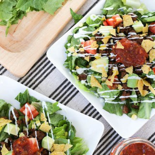 Simple Saturday: Quick and Easy Taco Salad