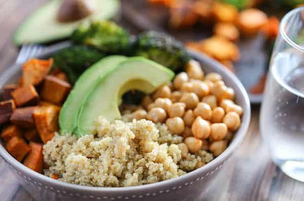 Quinoa Power Bowls