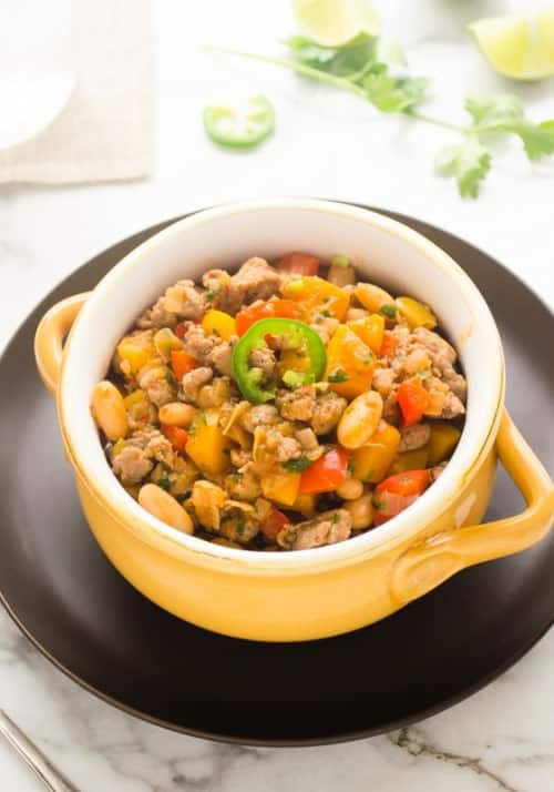turkey-sausage-jalapeno-white-bean-chili2-flavorthemoments.com_-500x714