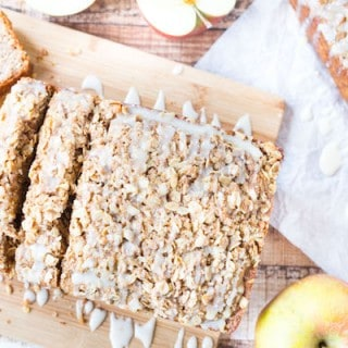 Cinnamon Apple Bread + prAna Giveaway!
