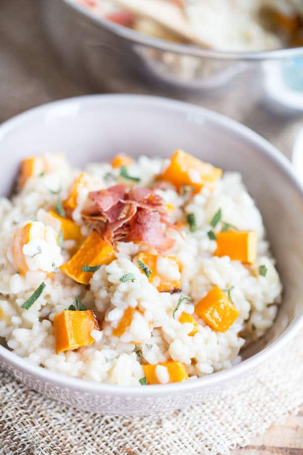 Couscous With Crispy Pancetta And Butternut Squash Recipes ...