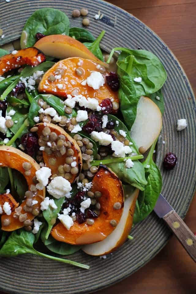 roasted_butternut_squash_and_pear_salad_with_lentils_2