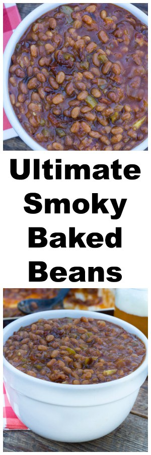 The Ultimate Smoky Baked Beans