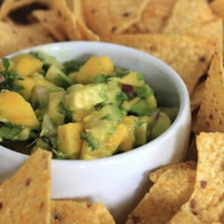 mango and avocado salsa