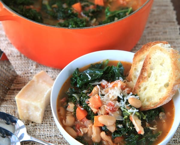 Tuscan Chicken Stew | greens & chocolate