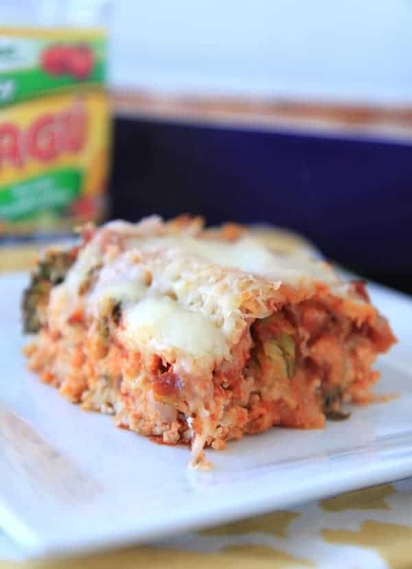 roasted veggie lasagna 2
