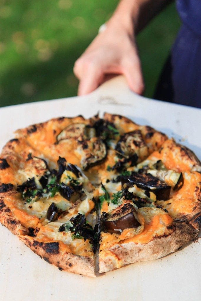 smoky squash and eggplant pizza_-9