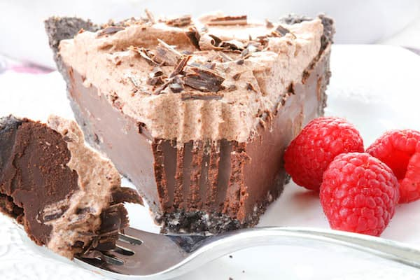 Nutella Fudge Pie