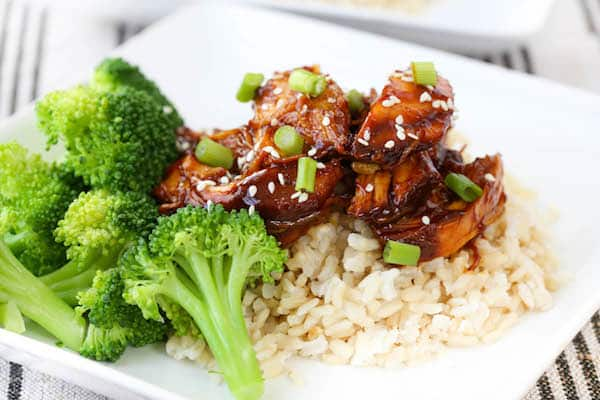 Slow Cooker Chicken Teriyaki-2