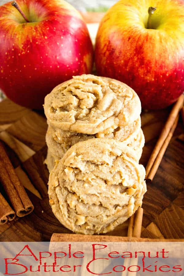 Apple-Peanut-Butter-Cookies