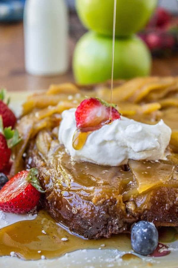 apple french toast