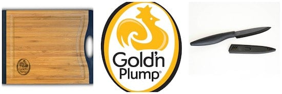 Gold'n Plump Giveaway