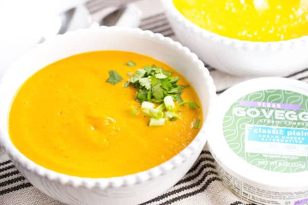 Smoky Butternut Squash Soup