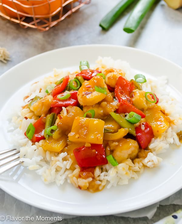 30 Minute Spicy Orange Teriyaki