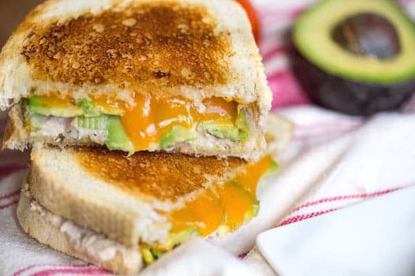 Avocado Tuna Melt-3