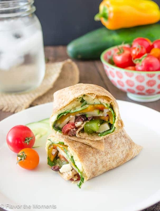 greek-veggie-hummus-wrap1-flavorthemoments.com_
