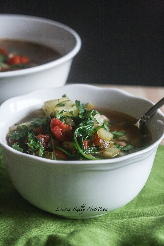 Quinoa Vegetable Soup
