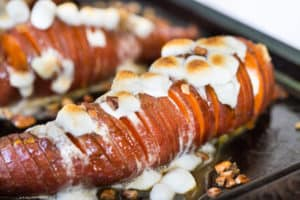 Hasselback Sweet Potato Casserole - Delicious Side that Everyone Will Like