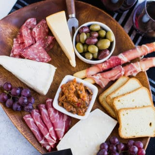 How to Make a Trader Joe's Charcuterie Board for $30