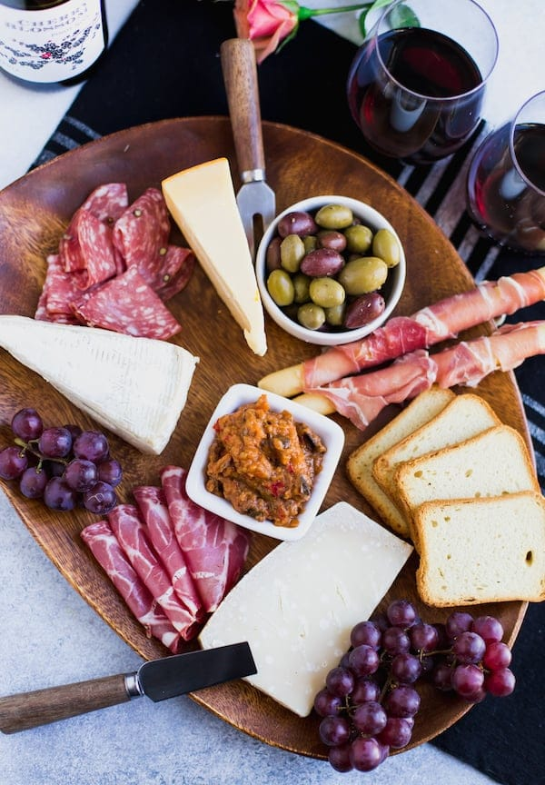 Trader Joes Charcuterie Board