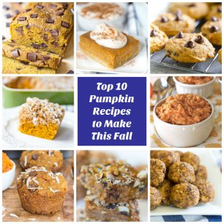 Top 10 Pumpkin Recipes To Make This Fall