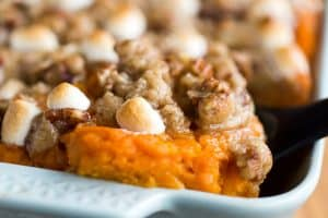 Instant Pot (and Make Ahead!) Sweet Potato Casserole