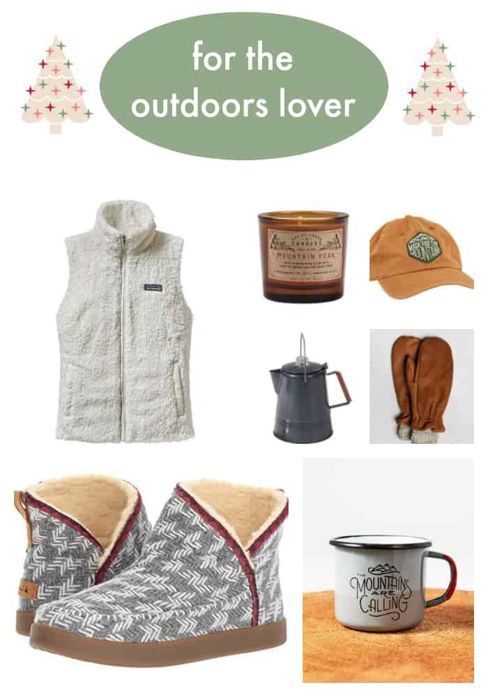 Gift Guide For Outdoors Lover