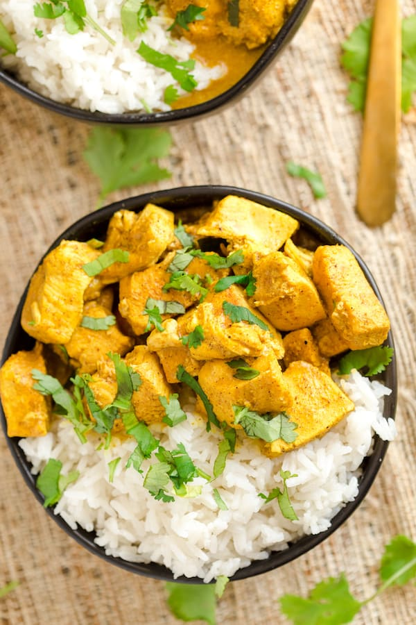 Instant Pot Tandoori Chicken