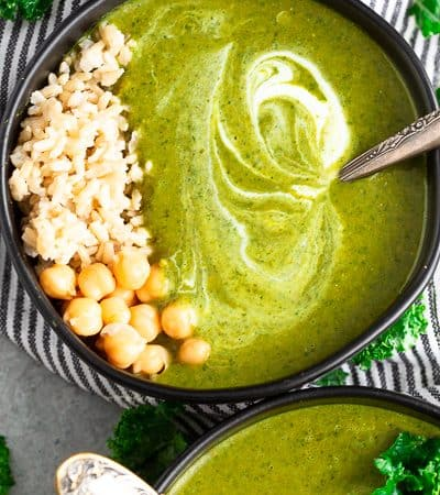 Nourishing Green Soup