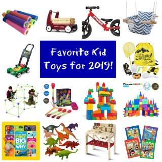 Favorite Kid Toys of 2019