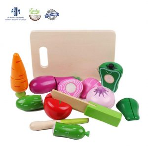 Vegetable Toy Set