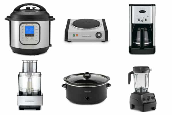 Must Have Kitchen Appliances and Tools